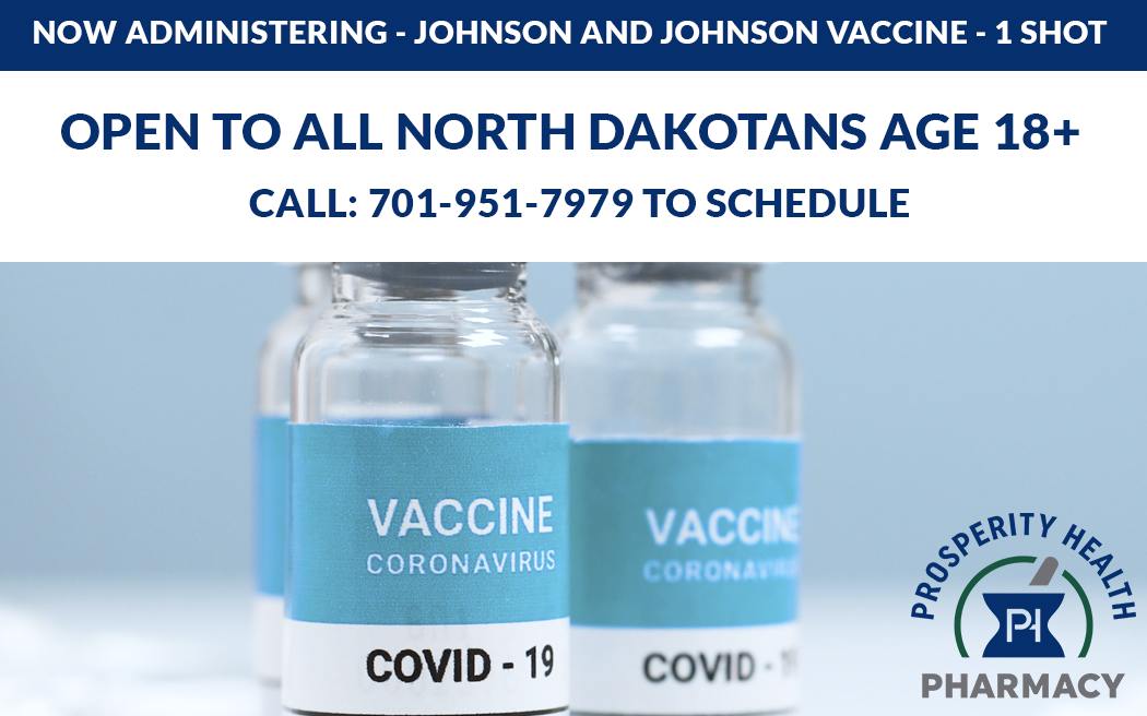 covid-19 vaccine now available, call to us to schedule